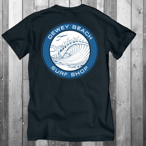 "Dewey Beach Surf Shop: ""Retro Waves"""