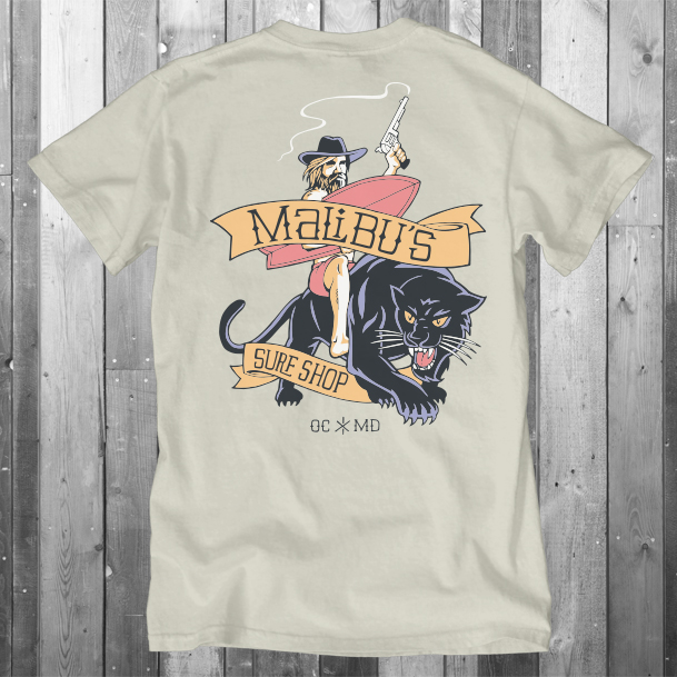"Malibu's Surf Shop: ""Outlaw"""
