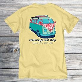 "Chauncey's Surf-O-Rama: ""Micro Preppy"""