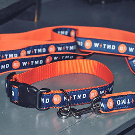 WTMD LEASH AND COLLAR